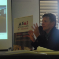 Launch of new website - Prof. Colin Richards