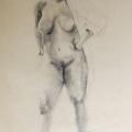 Nude Study, c. 1984