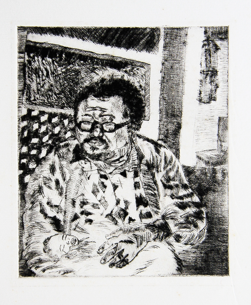 Father and Child, 1982