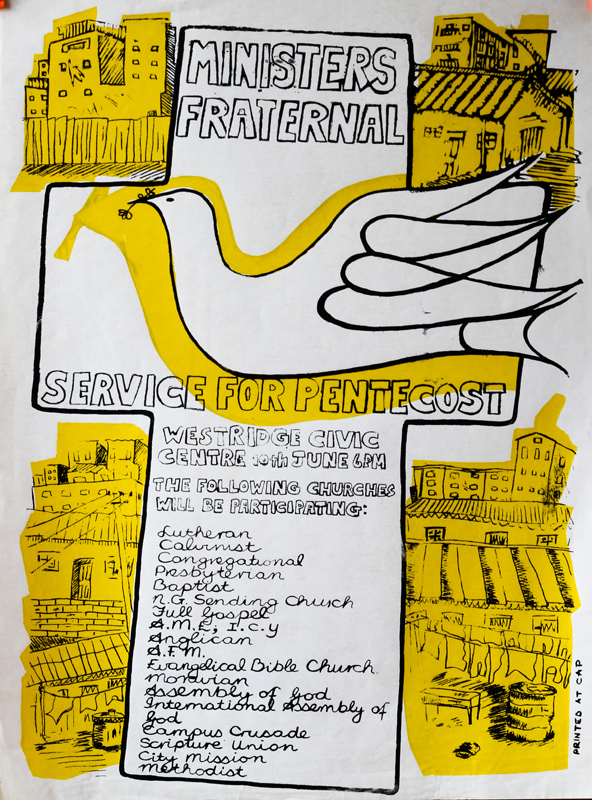 Minister's Fraternal Service