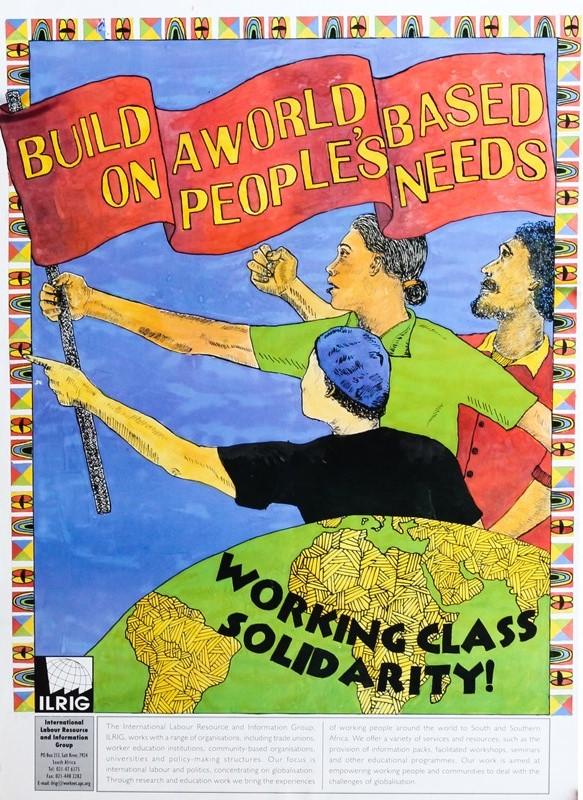 ILRIG Working Class Solidarity