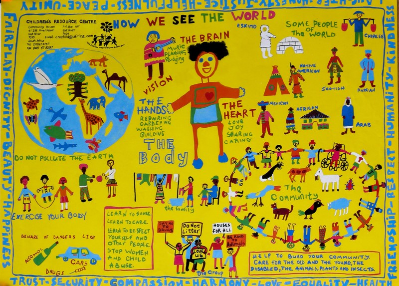 CRC: How We See the World