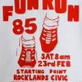 CAYCO Fun Run, 1985