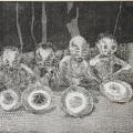 Empty Bowls, 1982