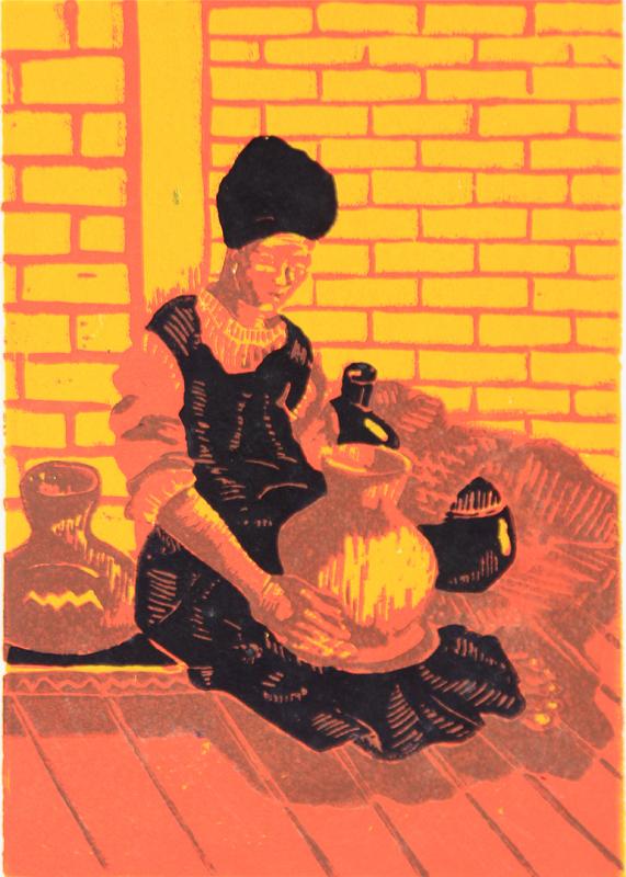 Ceramic Beauty, 1981