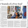 Bright 'Sounds of a Free Soul', Cape Times