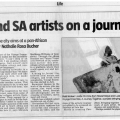 Refugees and SA artists on a journey together
