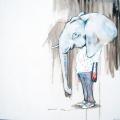 Lizza Littlewort - Elephant man