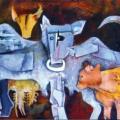 Madi Phala - Untitled
