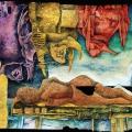 Madi Phala - Sleeping herdboy