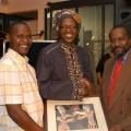 Madi Phala - Nkoali Nawa, Madi Phala and Minister Pallo Jordan