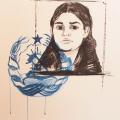 Portrait: Passport - Retrato: Passaporte, 2012.