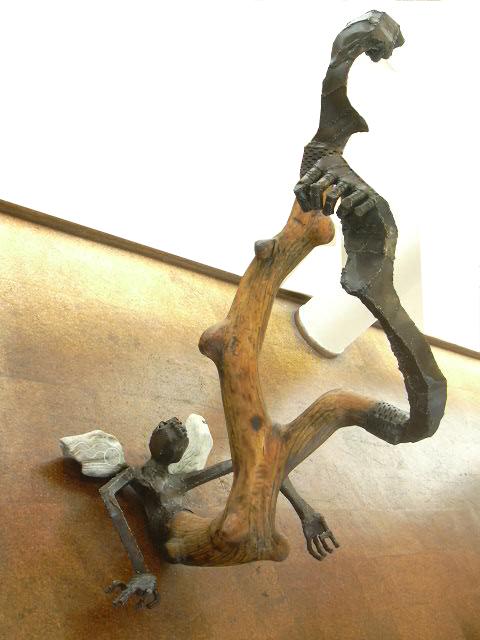 Mambakwedza Mutasa - Fallen angel