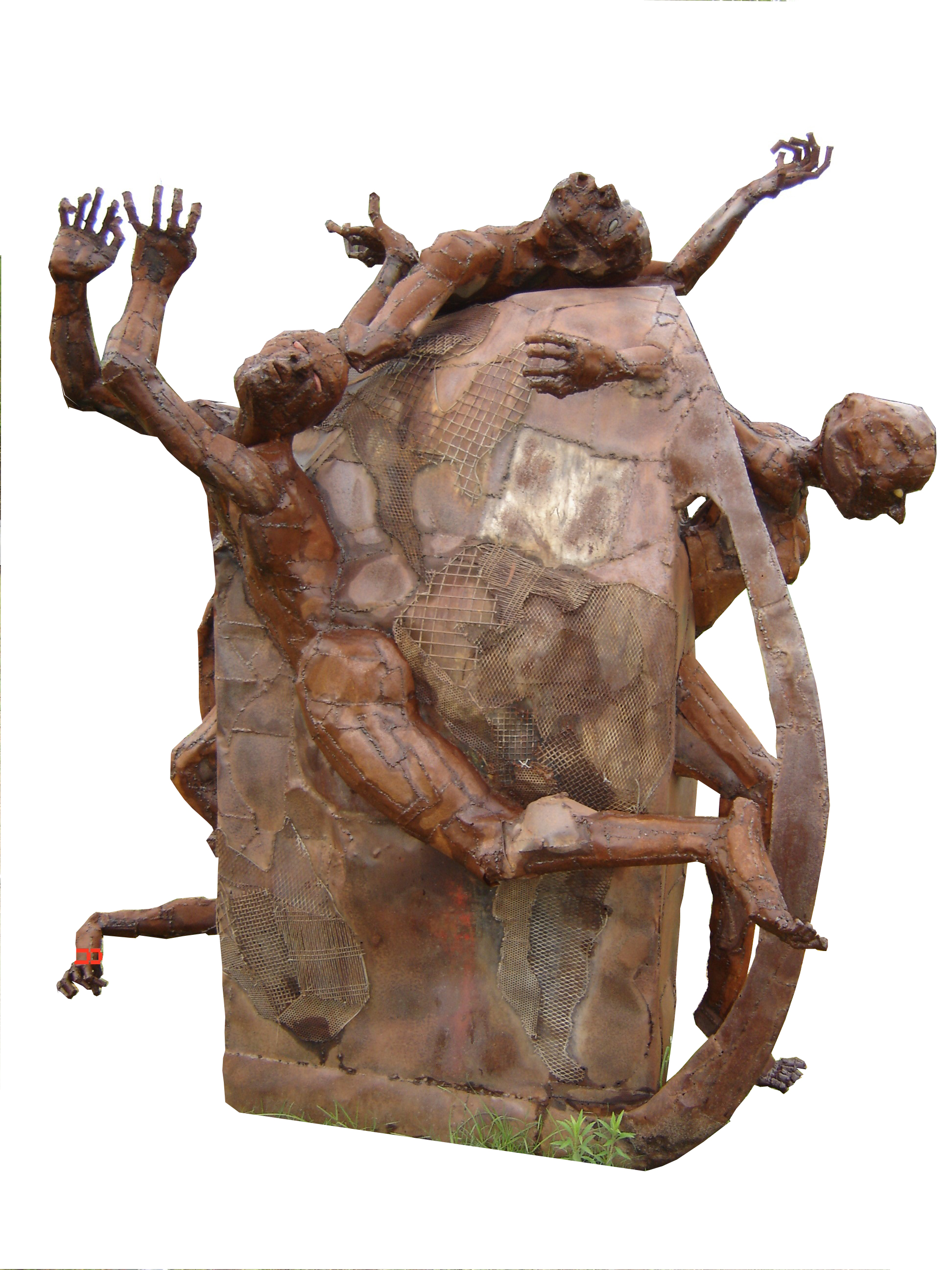 Mambakwedza Mutasa - Guilt of mankind