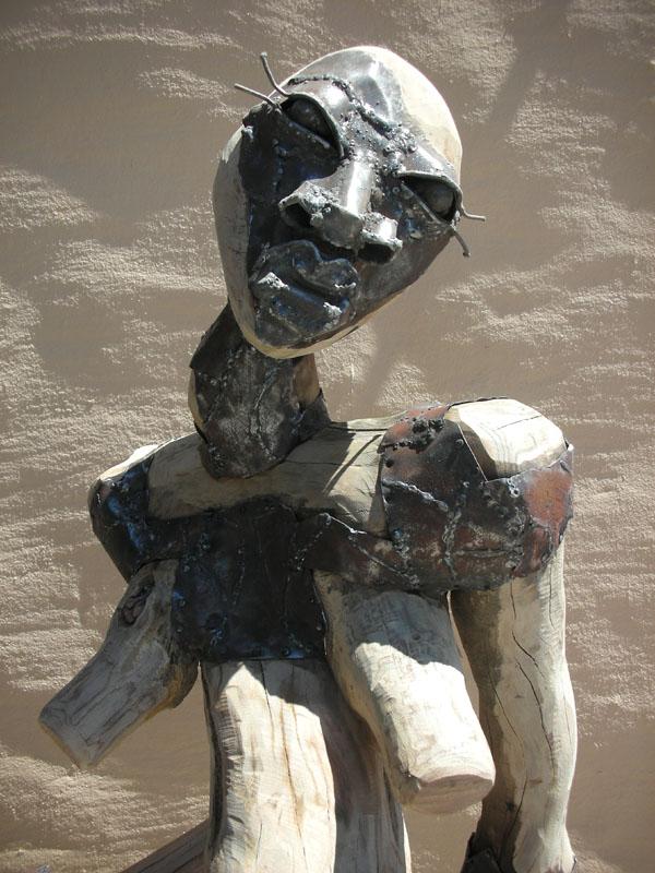Mambakwedza Mutasa - The model II ( close up)