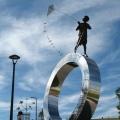 <em>Kite Boy in Helenvale</em>