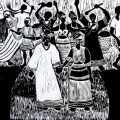 African Wedding,