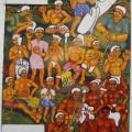 <em>Mural</em>, 1991. CAP, Cape Town