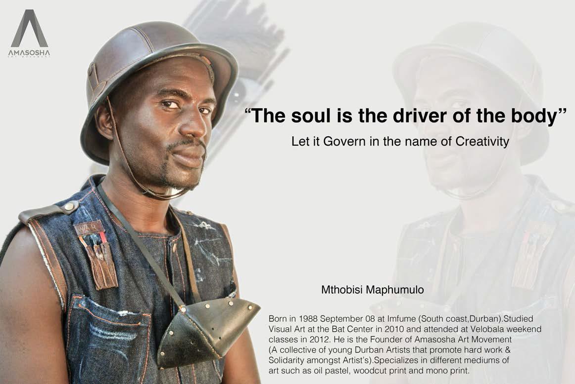 2016 ,Mthobisi Maphumulo