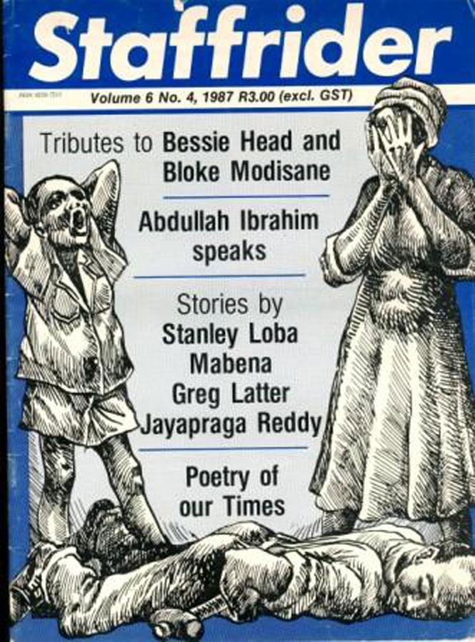 staffrider-magazine, 1987
