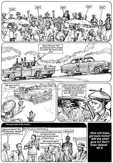 Muziwakhe Nhlabatsi - Taxi driver series
