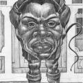 Muziwakhe Nhlabatsi  - Untitled (Farmers face)