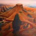 Landscape with Isinyonyana Hill, Maphumulo