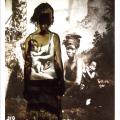 Omama Bencelisa (Mothers breastfeeding), 2007/2013.