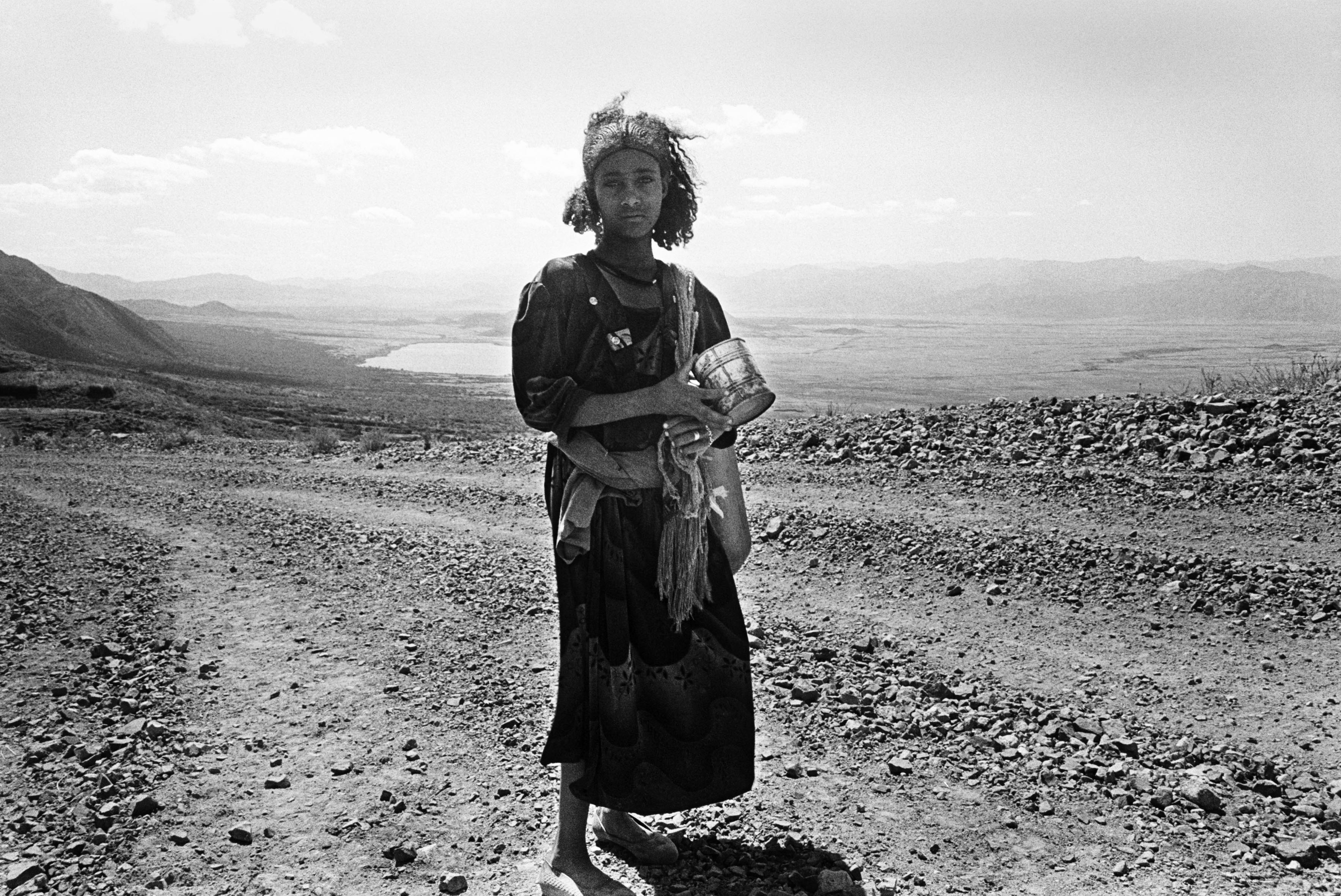 Omar Badsha - Child bride, Ethiopia