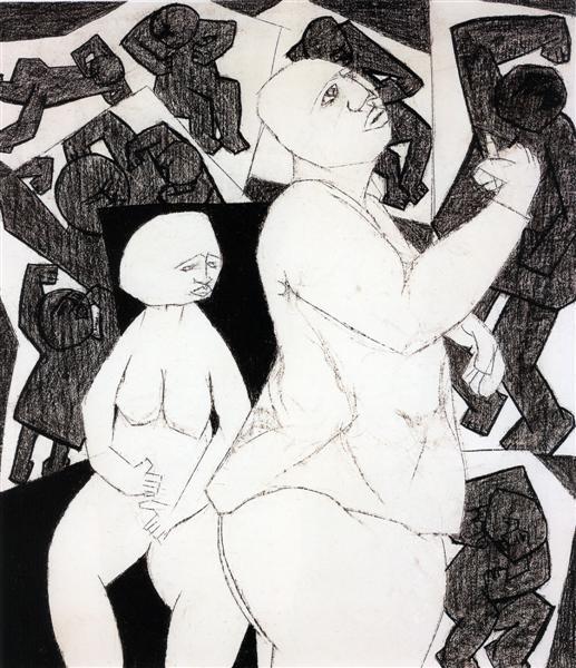 Omar Badsha - Artist in the landscape