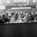 Omar Badsha - UCT workers at union wage meeting