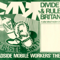 Poster for Divide and Rule Britannia