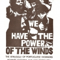 poster for We Have the Power of the Wind