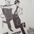 Flyer fot The Participation Waltz,