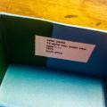 Colours for Jill , Box - inside