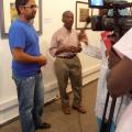 Riason-Naidoo-and-Peter-Clarke-opening,Clarke's-exhibition-Dakar_webres