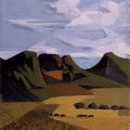 Clarke - Landscape. 1964