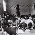 Volunteer School in Ghandi Settlement