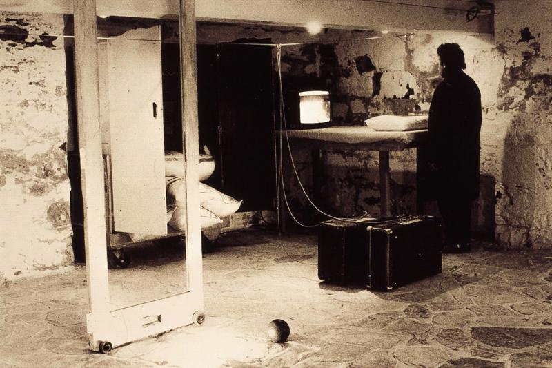 Ninth Haptic String, 1996