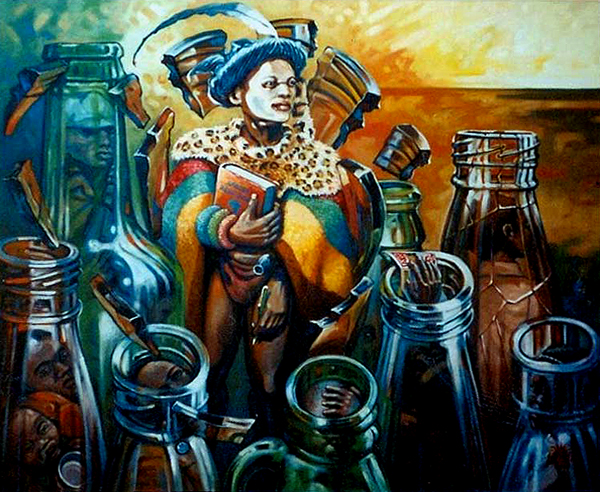 Richard Bollers - African Renaissance