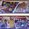 Richard Bollers - Mosaic, New Thaba Ncu Library