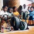 Richard Bollers - The race