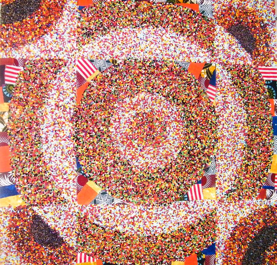 Bead-Mandala, 2010