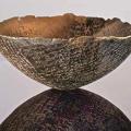Heredity passed-on Ufuzo Luyadlulela Ceramics. 10x28cm