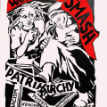 Women will Smash Patriarchy, 2014. Silkscreen poster (with One in Nine Campaign collective)