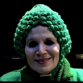 Sonya Rademeyer - I see / The green lady / Sees