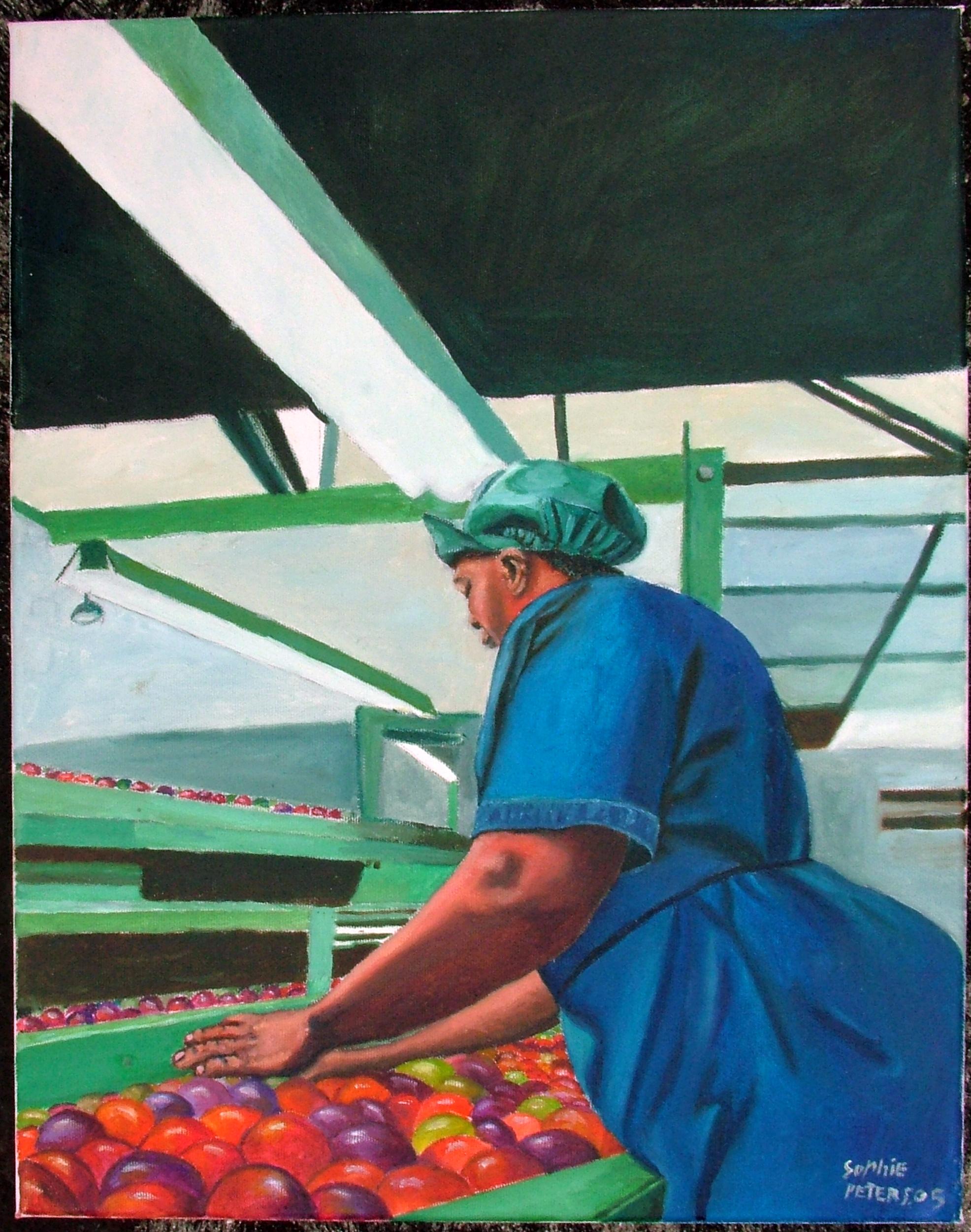 Sophie Peters - Brood op Tafel