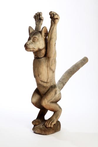 Cat, c. 1990s
