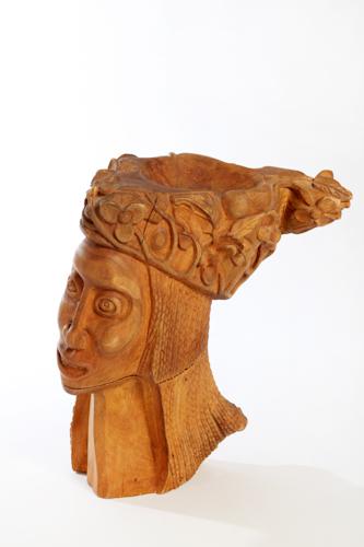 Braided Woman, c. 1994