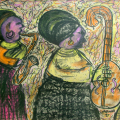 Untitled (Jazz), 1997